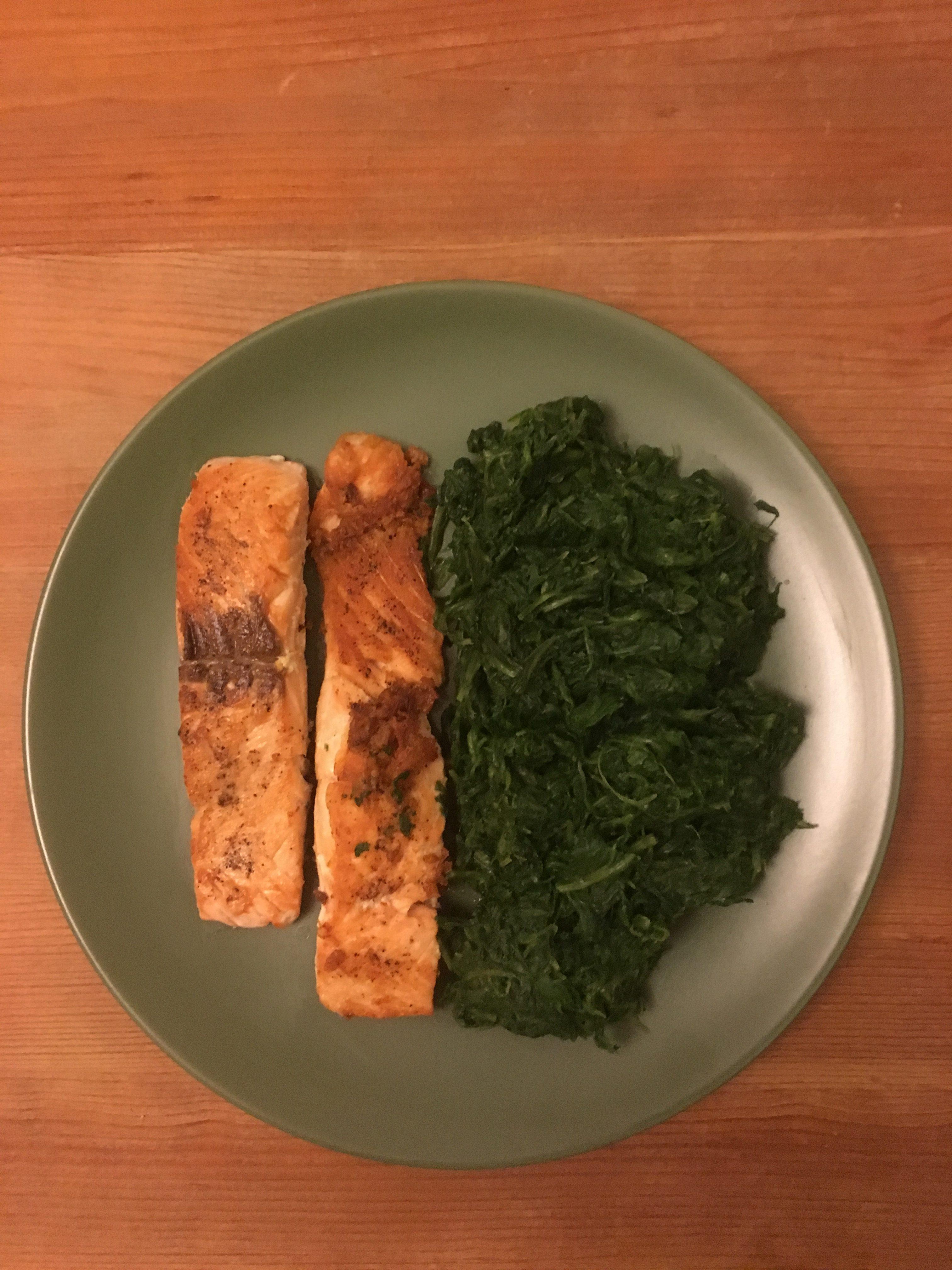 Ein Abendessen für Sportler